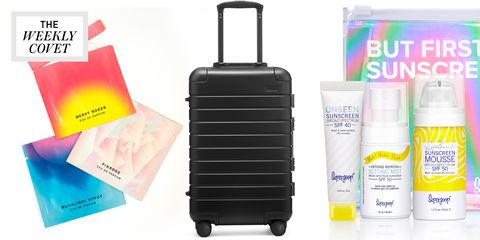 Product, Suitcase, Hand luggage, Baggage, Luggage and bags, Fashion accessory,