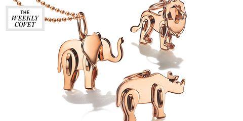 Elephant, Indian elephant, Fashion accessory, Elephants and Mammoths, Jewellery, Fawn, Ear, Metal, Art,