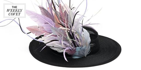 Feather, Violet, Pink, Headpiece, Purple, Fashion accessory, Costume accessory, Costume hat, Headgear, Hat,