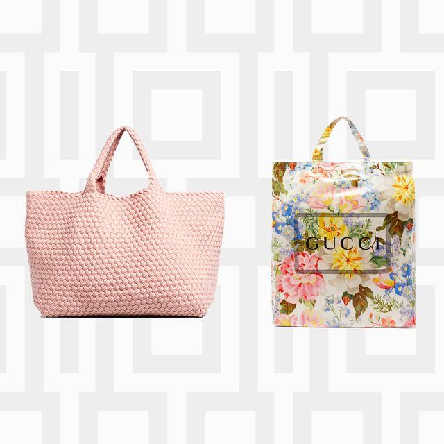 naghedi and gucci tote bags
