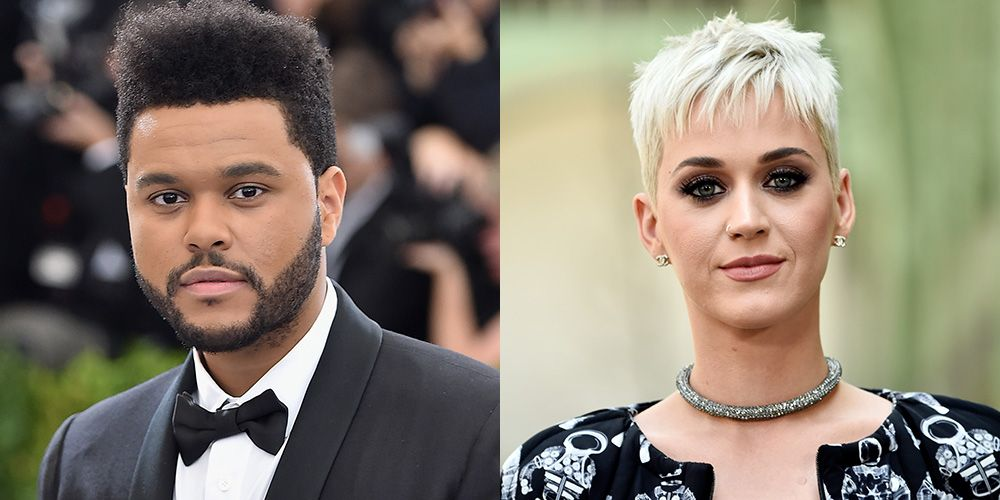 The Weeknd Spotted Out on a Date With Katy Perry