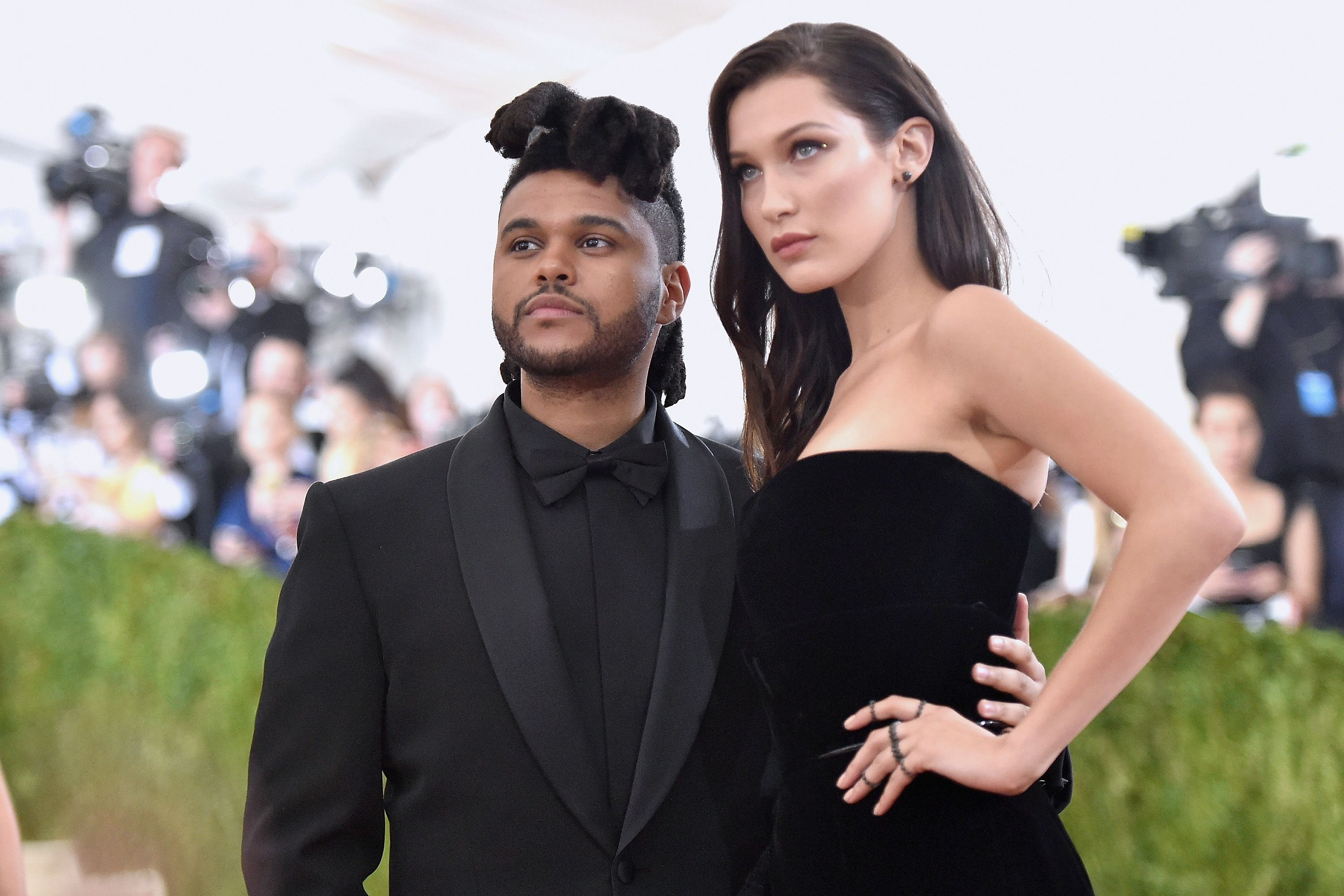 """Did The Weeknd Write """"Heartless"""" for Bella Hadid?"""