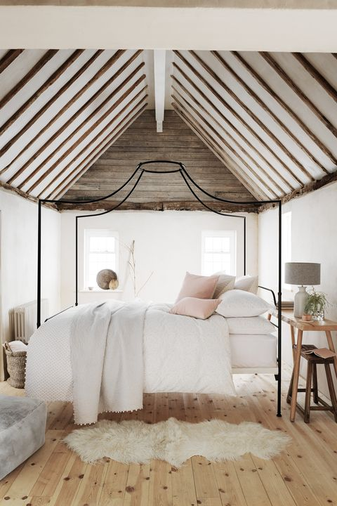 The White Company bedroom inspiration