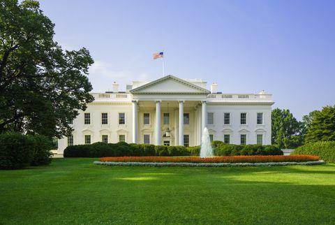 ホワイトハウス 大統領 政治