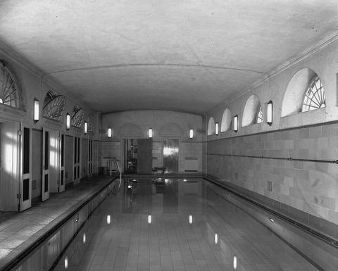 presidential swimming pool