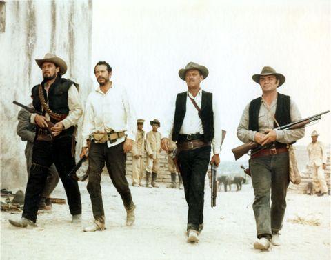 Fotograma de la película de Peckinpah