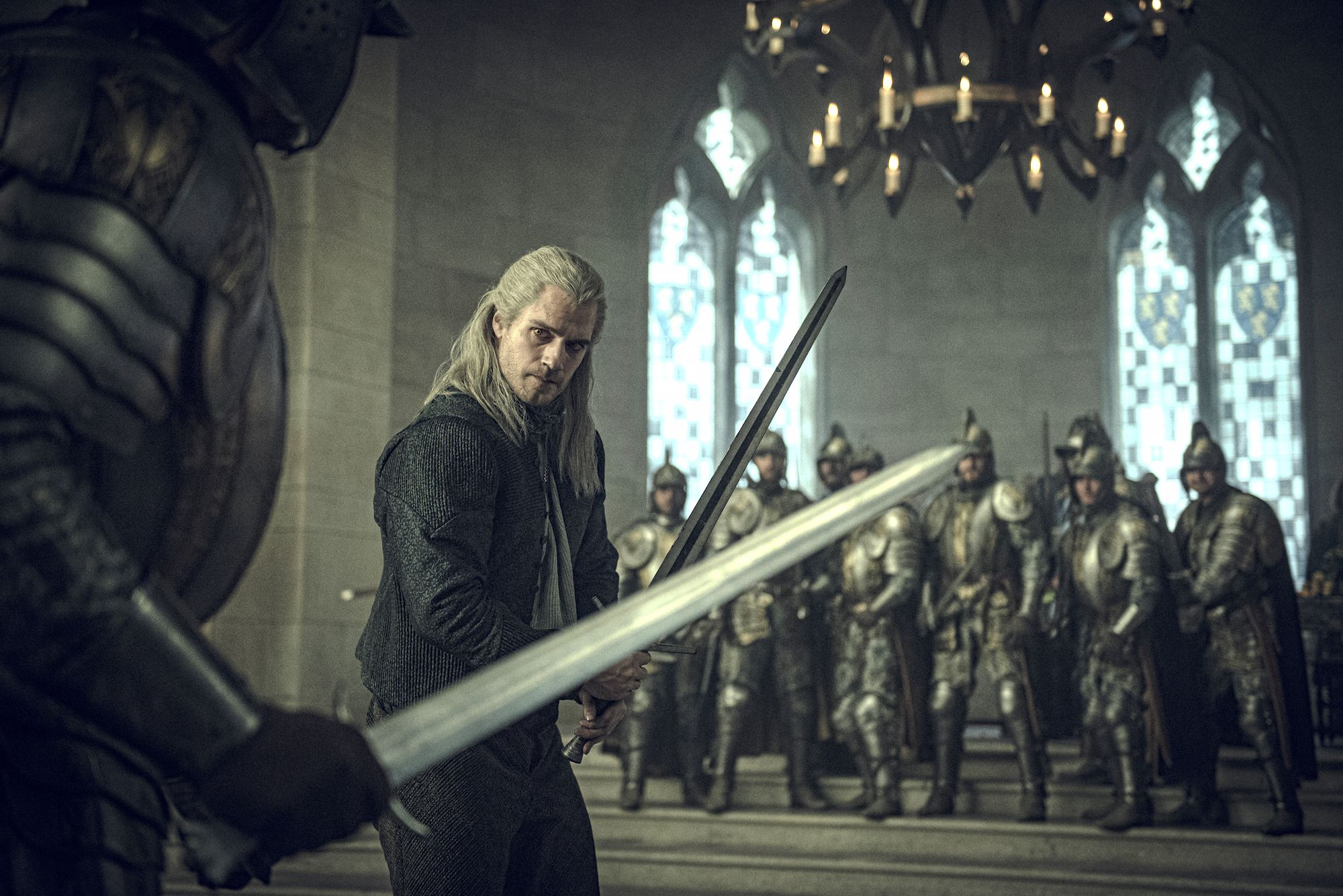 The Witcher Already Looks Like It Will Rival the Massive Game of Thrones Action Scenes
