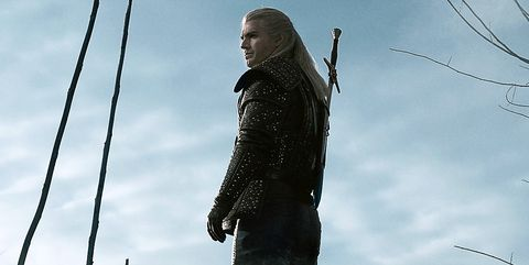 The Witcher Netflix primeras imagenes
