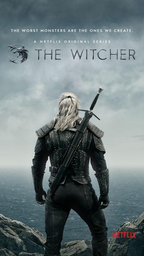 'The Witcher' Primer Tráiler Serie Netflix - Comic Con 2019