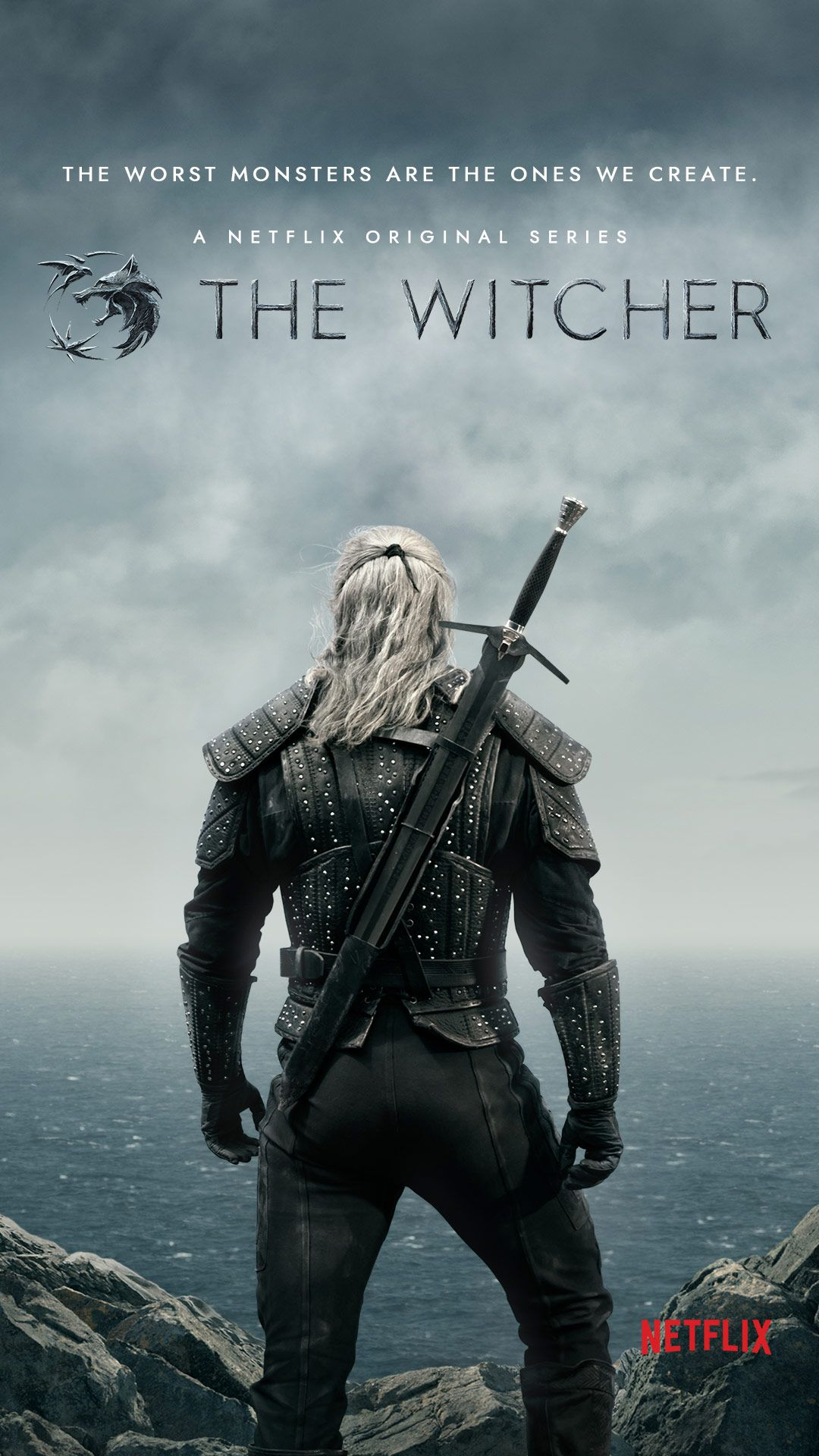 Henry Cavill shares first-look at Netflix's The Witcher