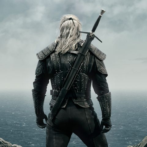 Henry Cavill Shares First Look At Netflix S The Witcher