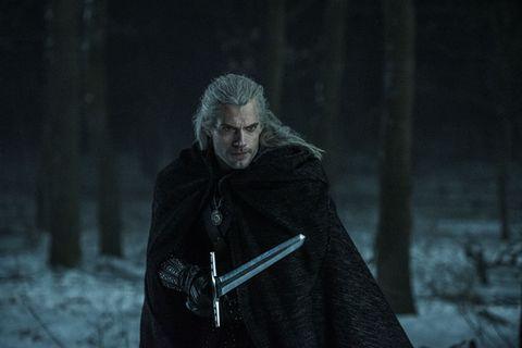Netflix представил первую сцену второго сезона Ведьмака