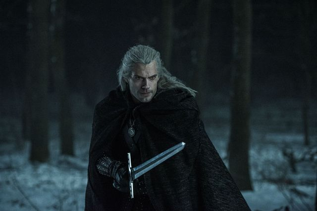 the witcher, season 1 episode 4   geralt of rivia