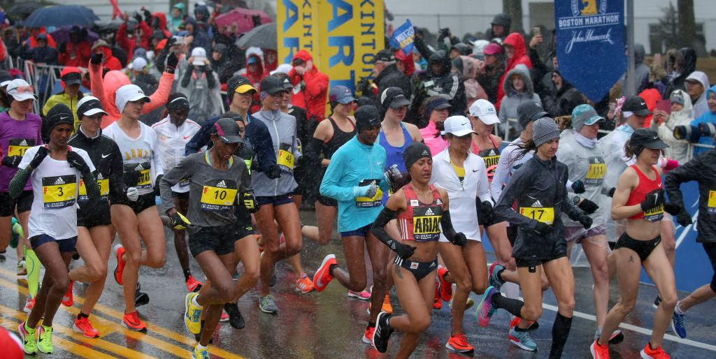 122nd Boston Marathon