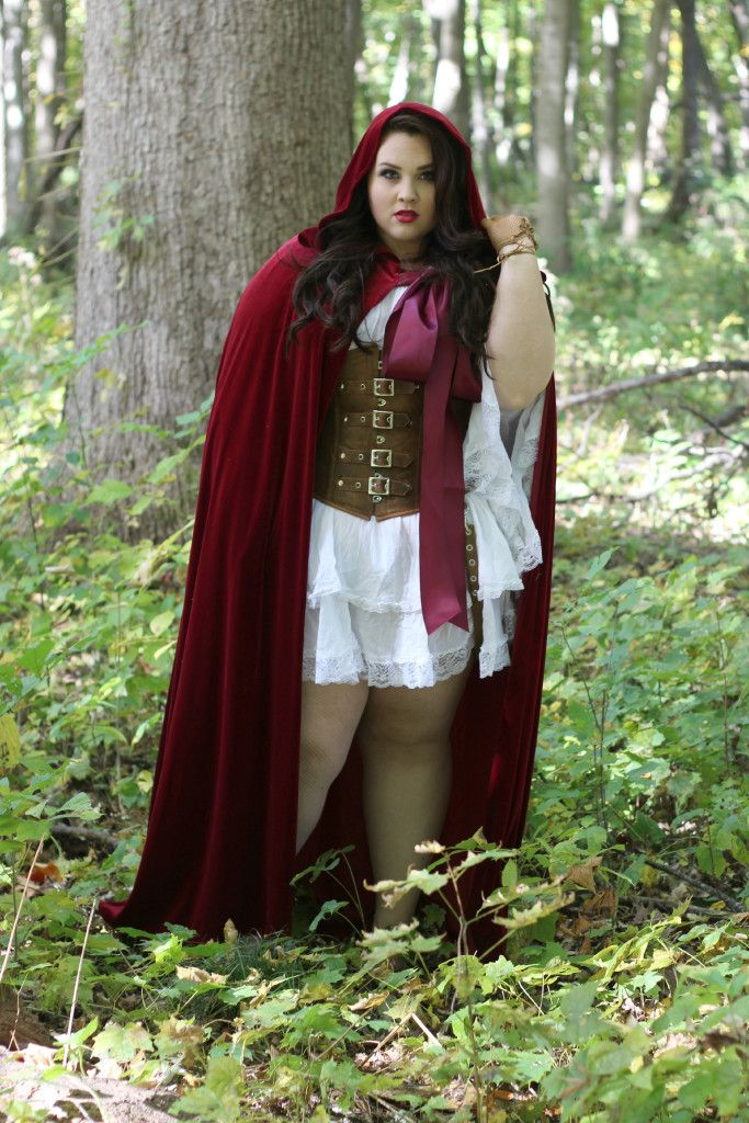 Woman of the Woods Plus Size Costume
