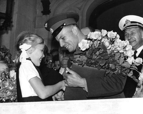 Gagarin's Bouquet