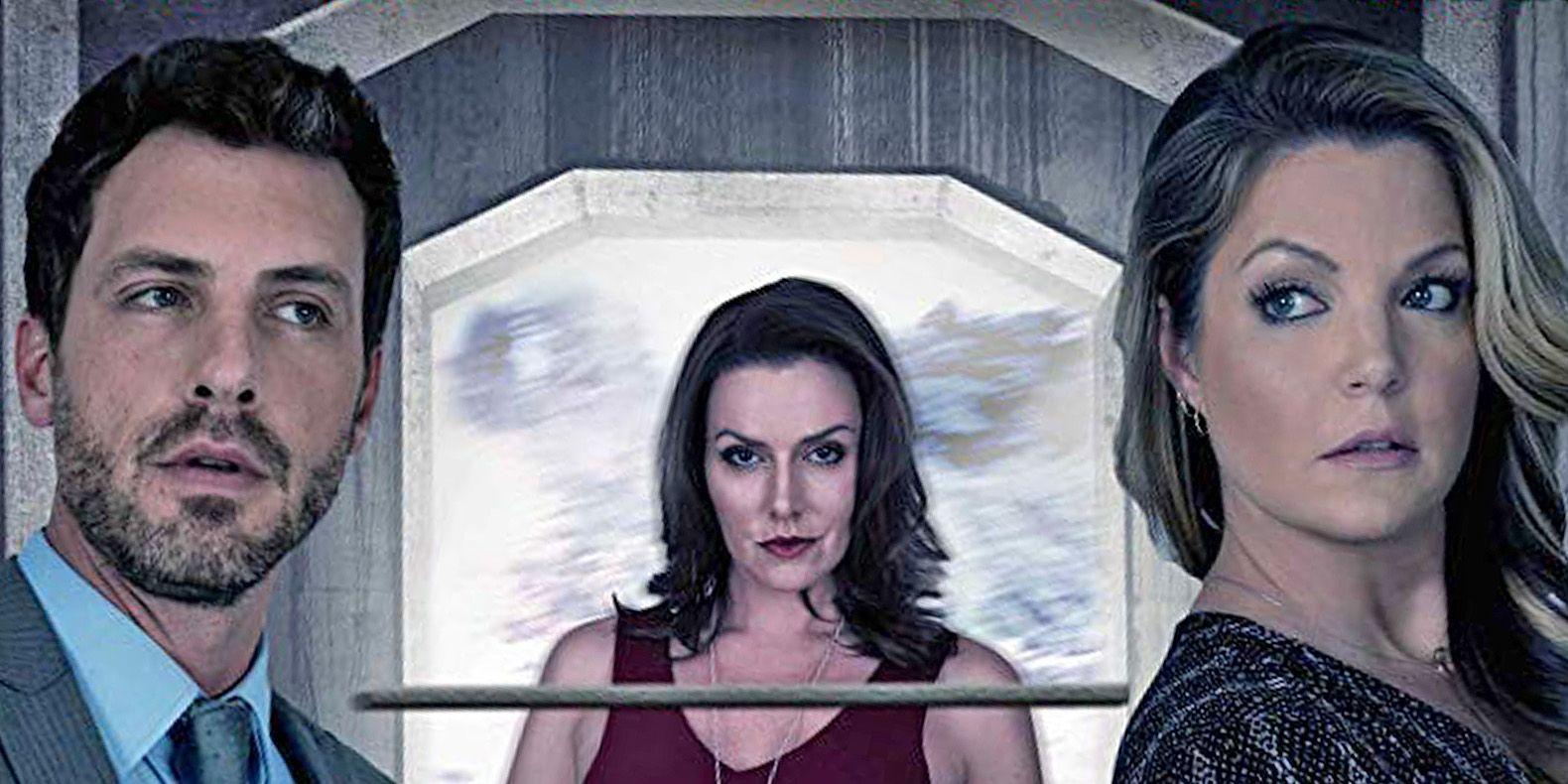 Foto promocional del telefilme 'En la casa equivocada'