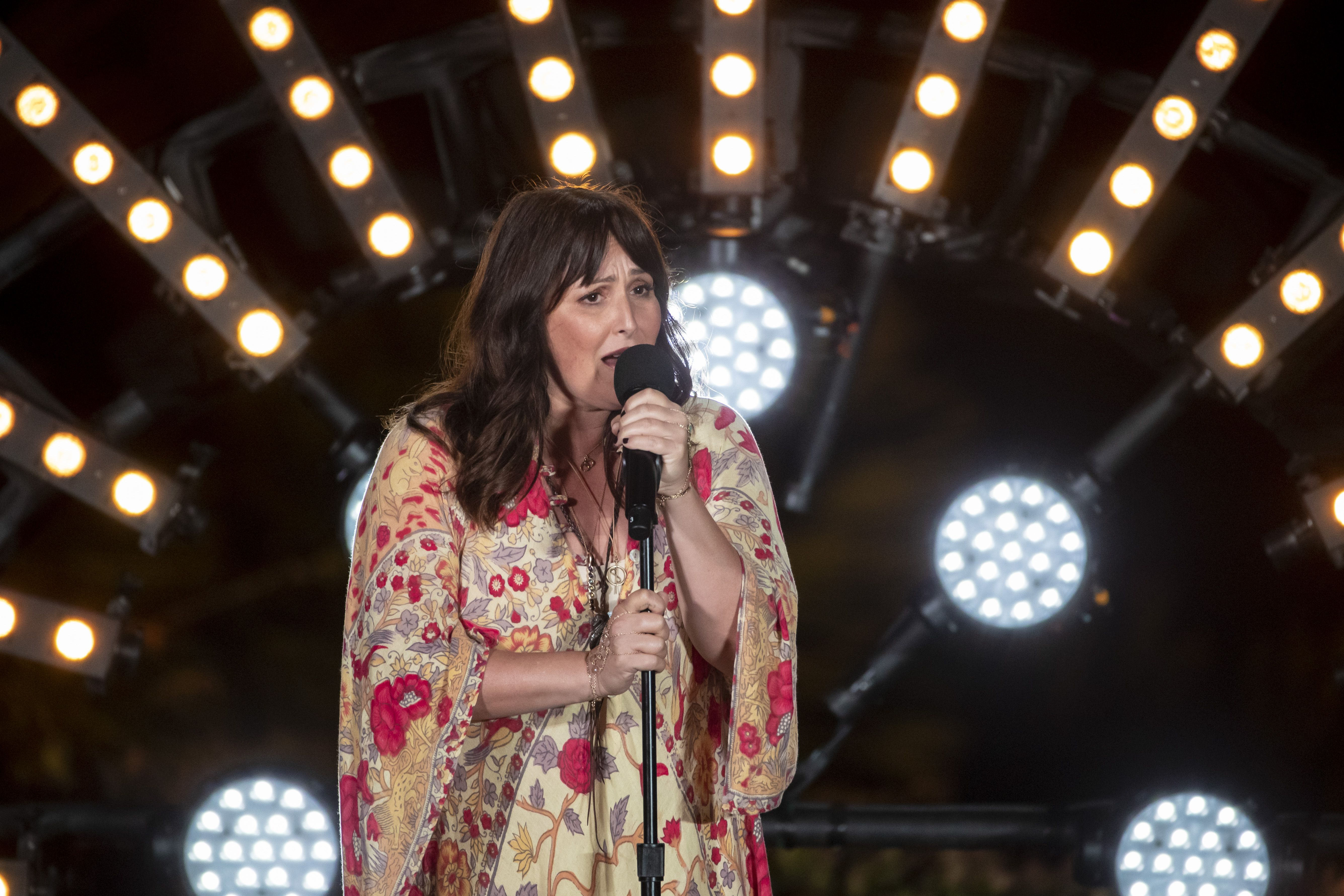 """The X Factor: Celebrity's Ricki Lake admits she """"messed up"""" her audition"""