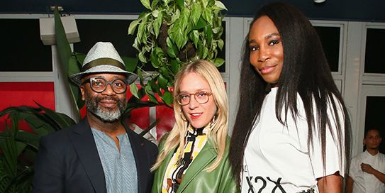 Prada And Derek Blasberg Host A Cocktail In Honor Of Theaster Gates
