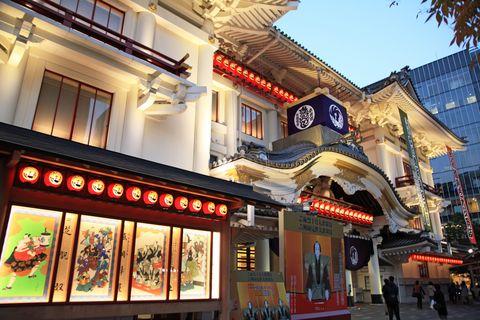歌舞伎座 無料配信