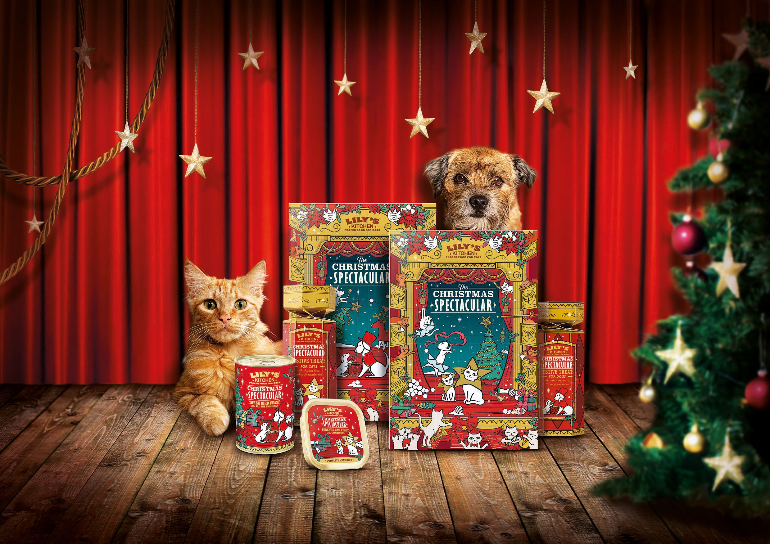 Treat your pet this year with advent calendars for cats and dogs
