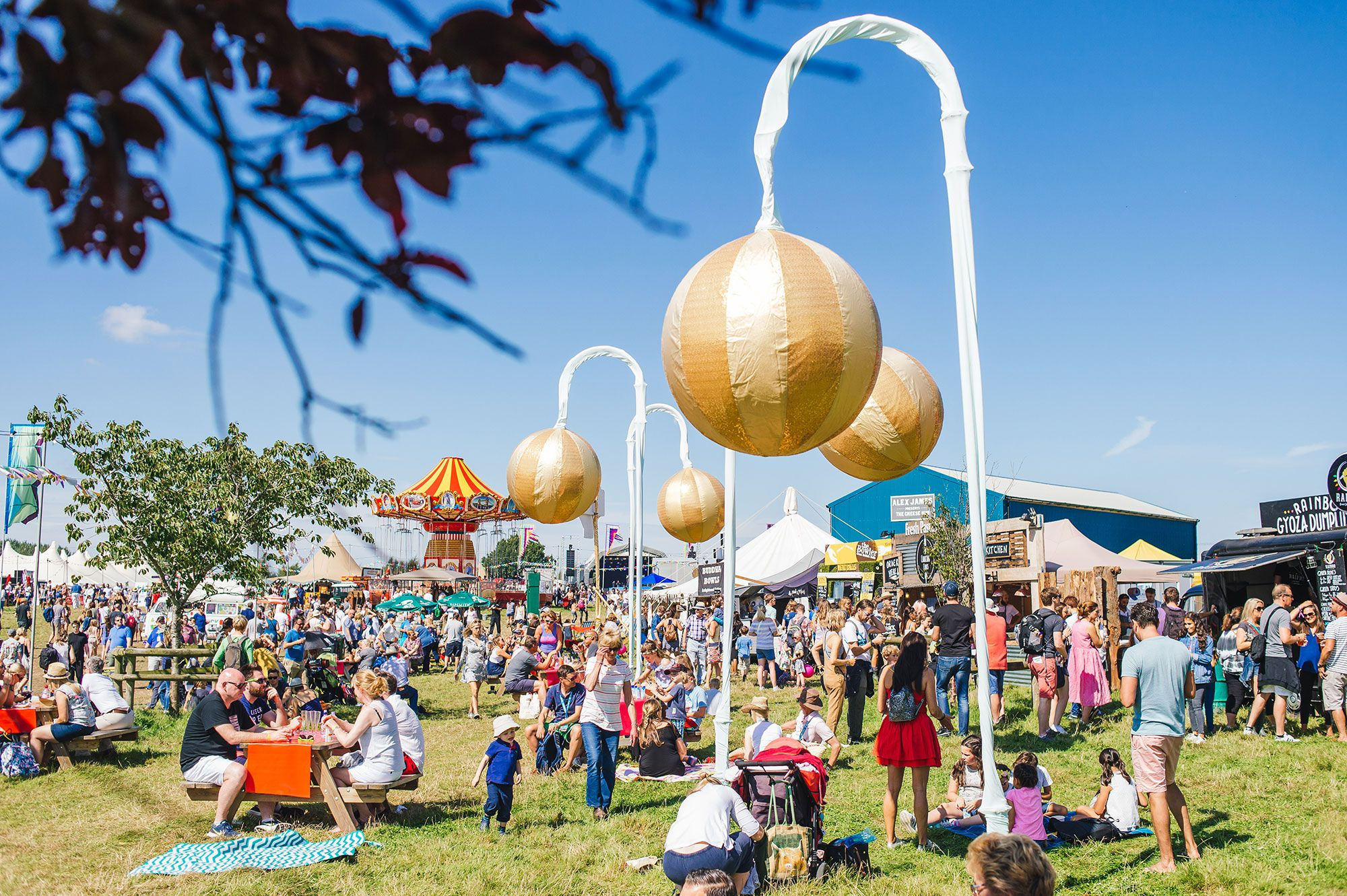 Country Living to host first-ever pop-up café at The Big Feastival 2019