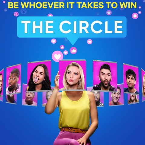 See Netflix S The Circle Official Cast List