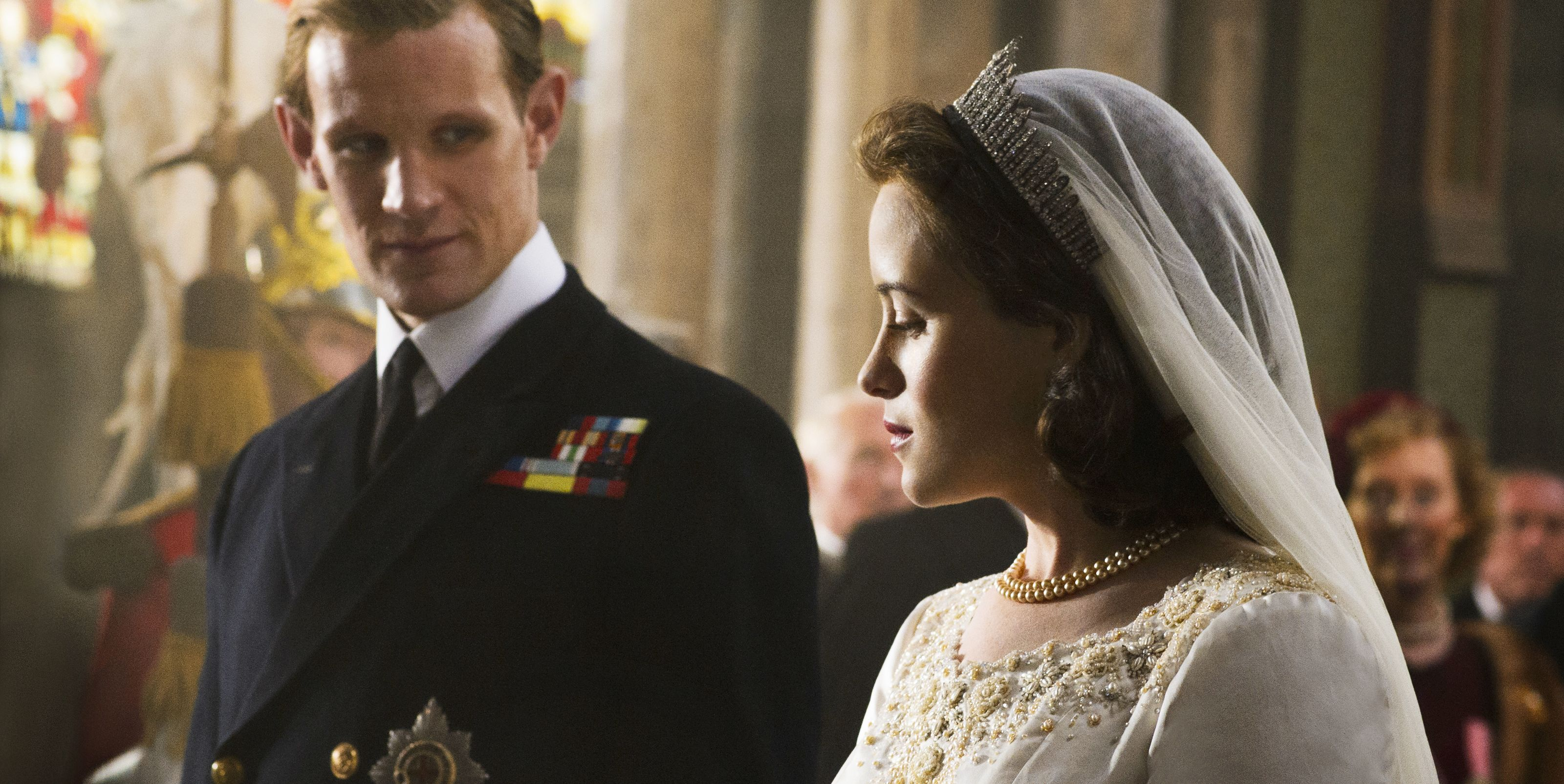 Queen Elizabeth Was Paid Less Than Prince Philip on 'The Crown'