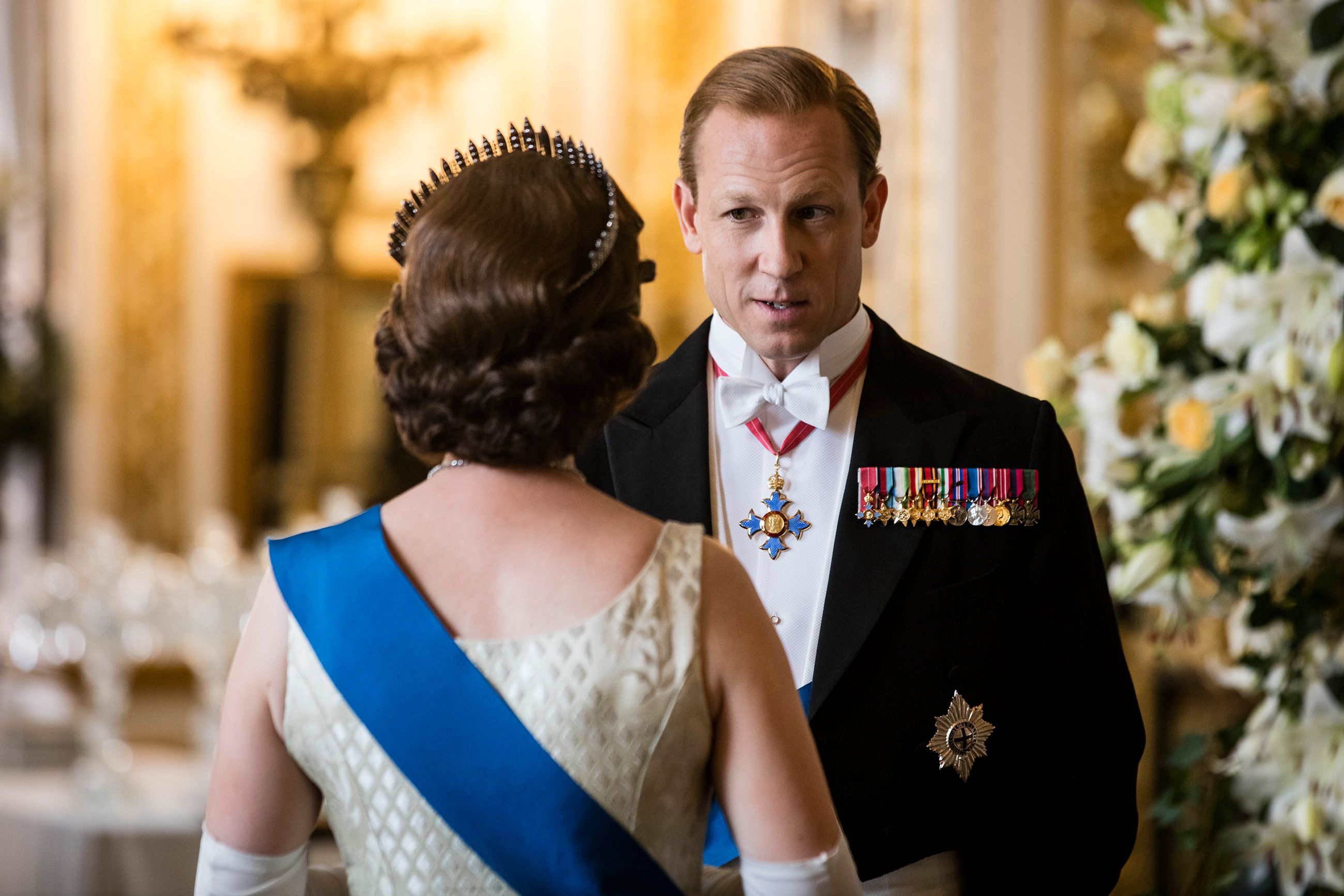 The Crown's Tobias Menzies Wanted to Be a Mime, But Couldn't Afford Mime School