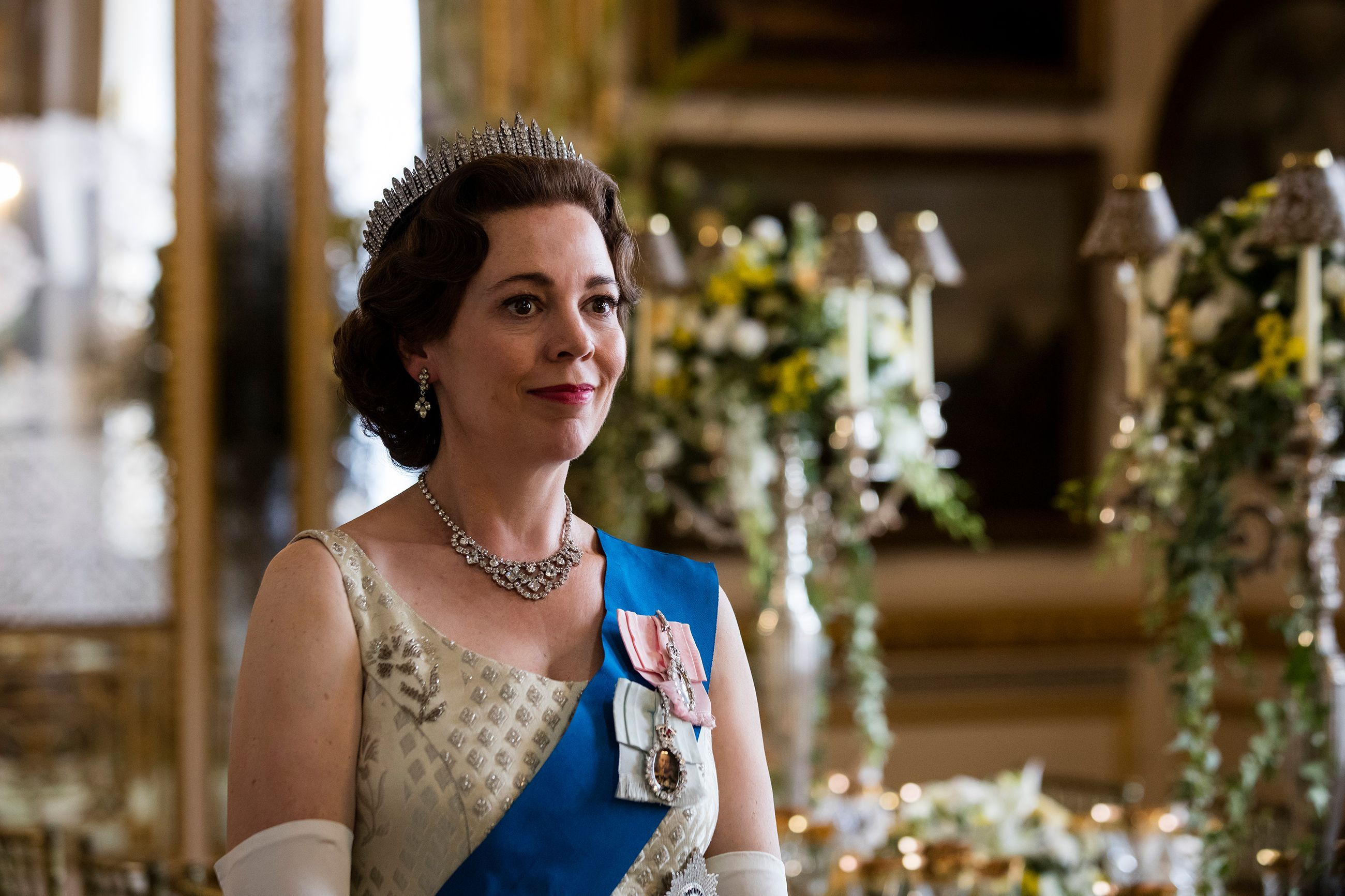 Who Is Olivia Colman Star Of The Favourite Broadchurch And The