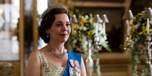 the crown olivia colman actress