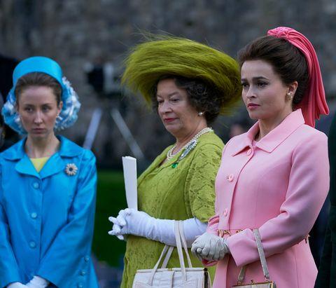 the crown costumes season 3