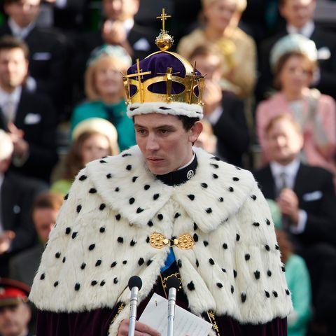 the crown josh o'connor prince charles