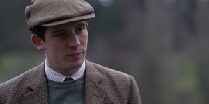 Josh O'Connor as Prince Charles in The Crown Season 3