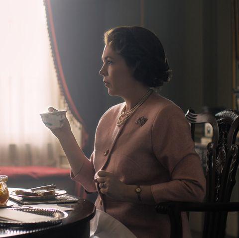 Olivia Colman as Queen Elizabeth inThe Crown.