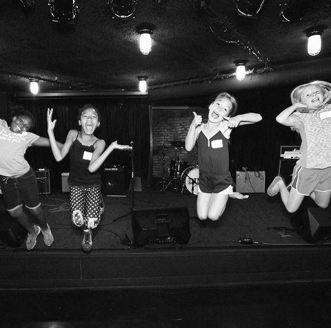 girls rock detroit - the detroit fun girls