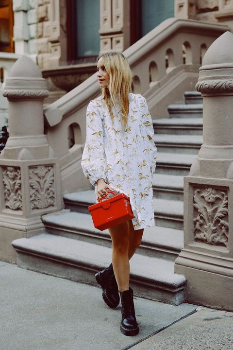White, Clothing, Photograph, Shoulder, Street fashion, Red, Fashion, Footwear, Beauty, Yellow,