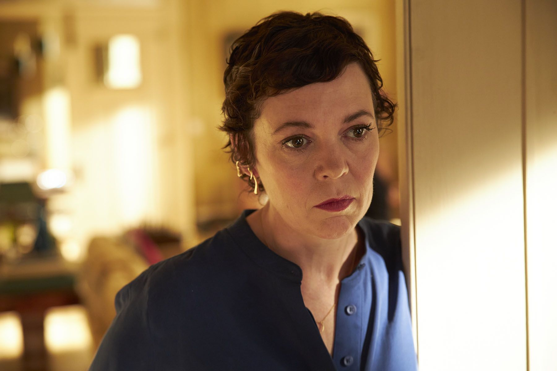 Olivia Colman & Florian Zeller Interview on The Father & Working with  Anthony Hopkins