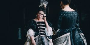 The Favourite Queen Anne Olivia Colman