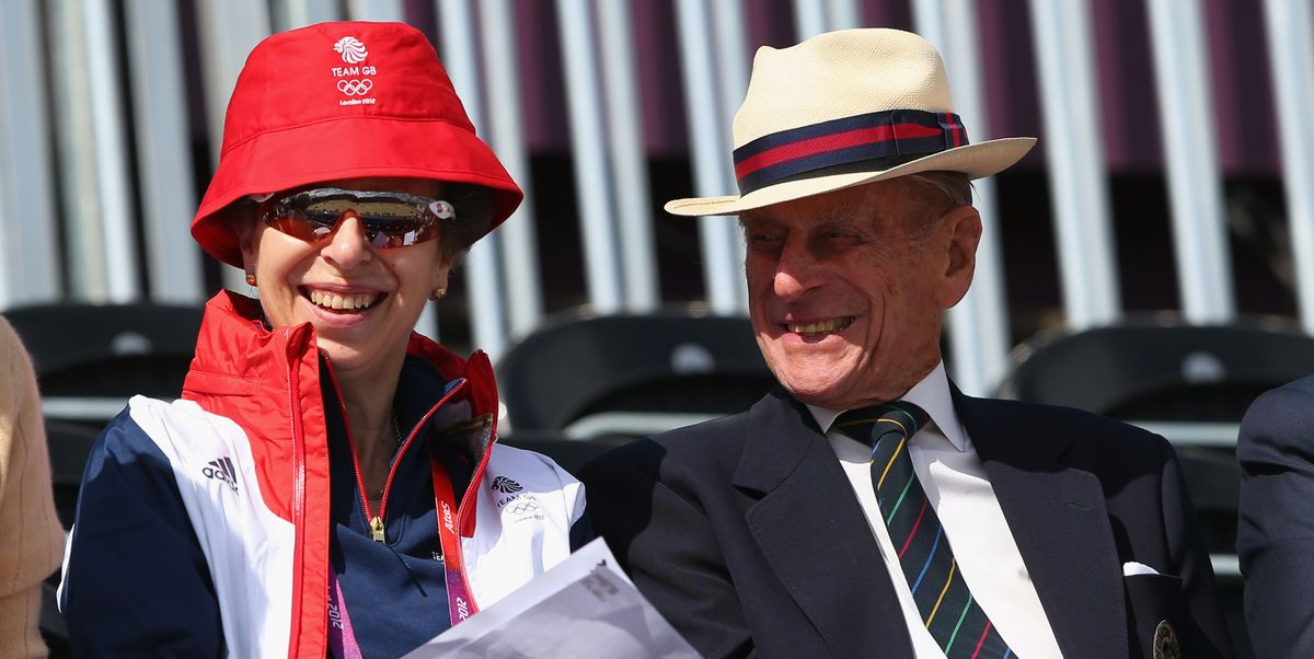 """Princess Anne on Prince Philip's Death: """"You Are Never Really Ready."""""""