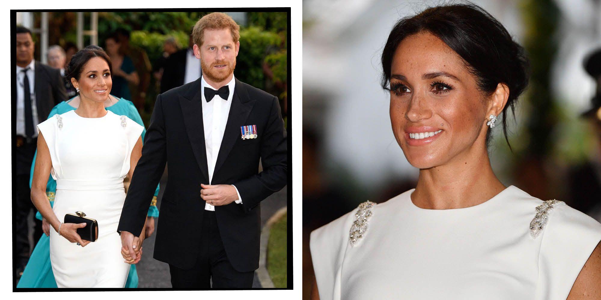Meghan Markle on royal tour of Tonga
