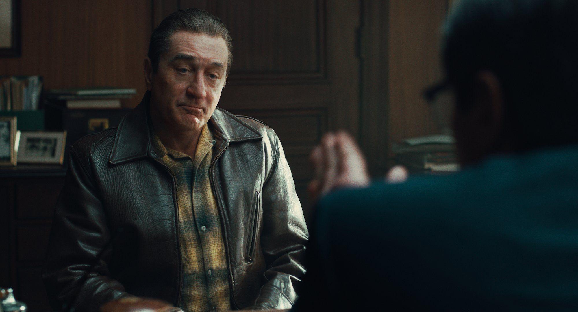 Il trailer di The Irishman e la malinconia dell'ultima volta