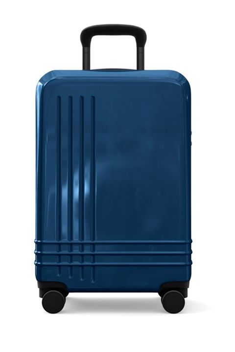 Product, Plastic, Azure, Black, Rolling, Grey, Aqua, Baggage, Electric blue, Teal,