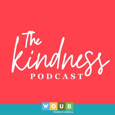 the kindness podcast logo