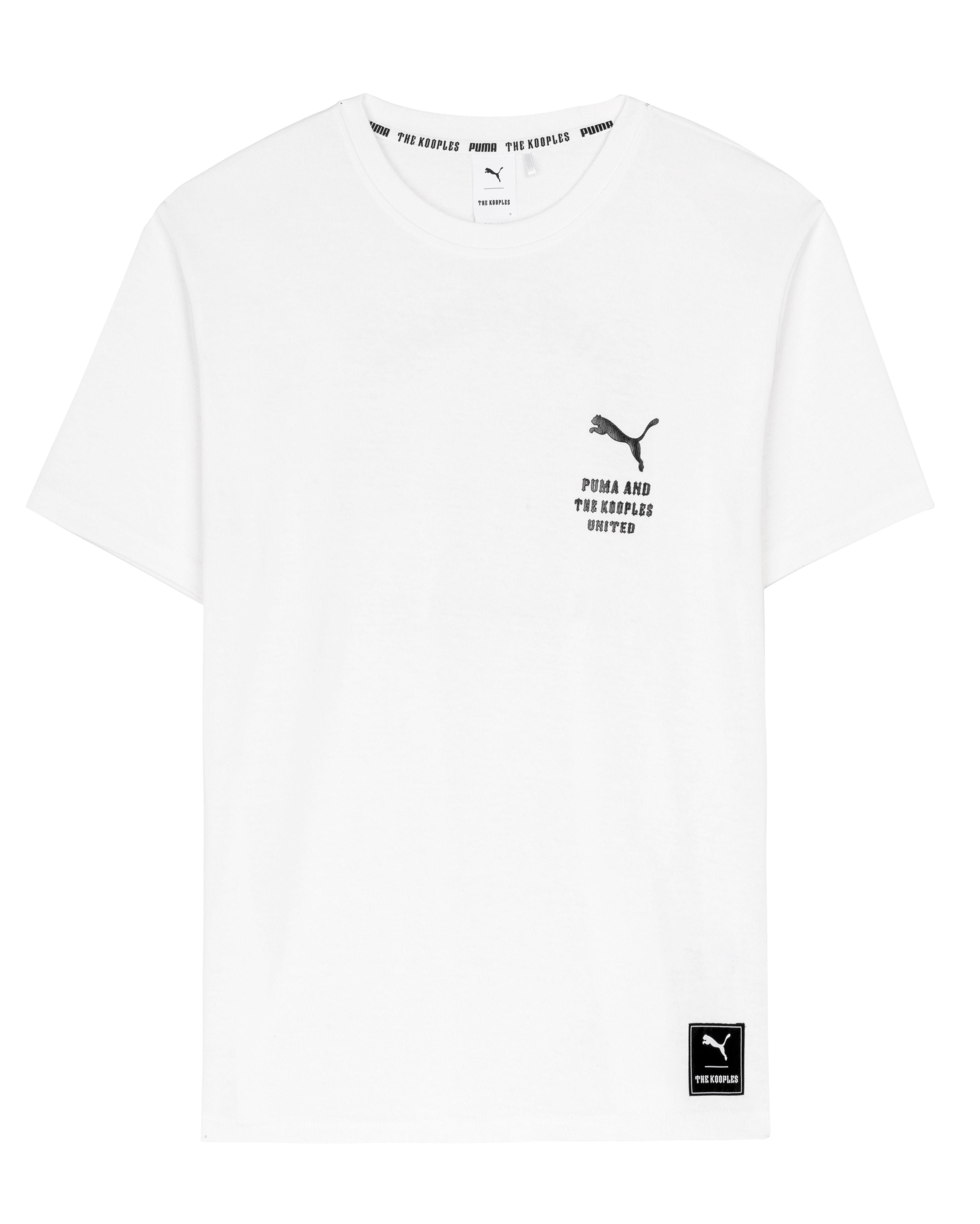 Camiseta de algodón de Puma x The Kooples