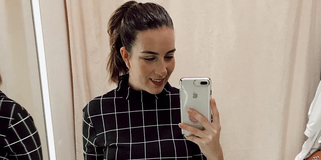 8a330dd52 Zara vende el vestido que queda mejor con curvas  palabra de una  instagramer española - Este vestido de Zara queda mejor con curvas