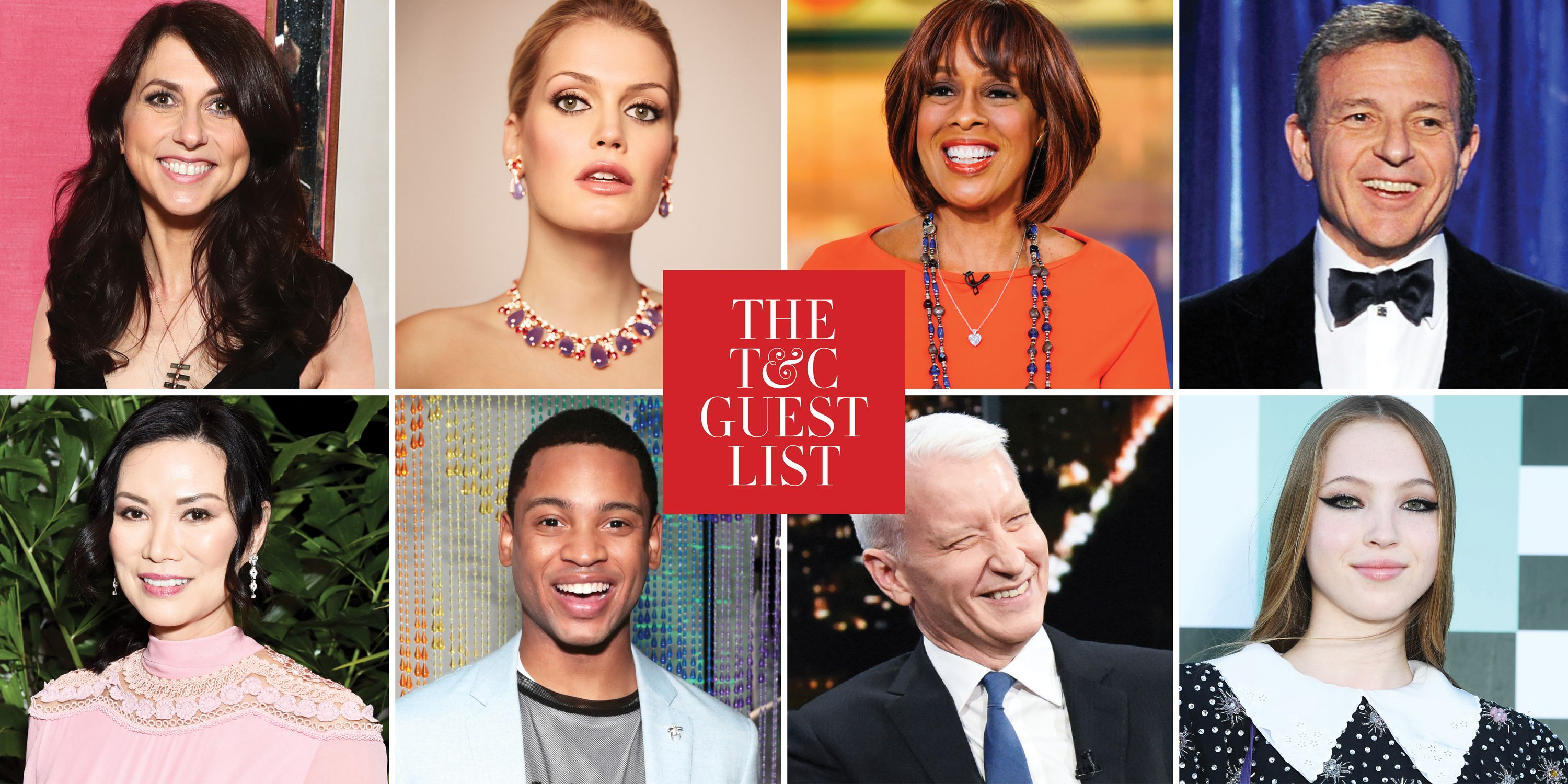 The Ultimate T&C Guest List