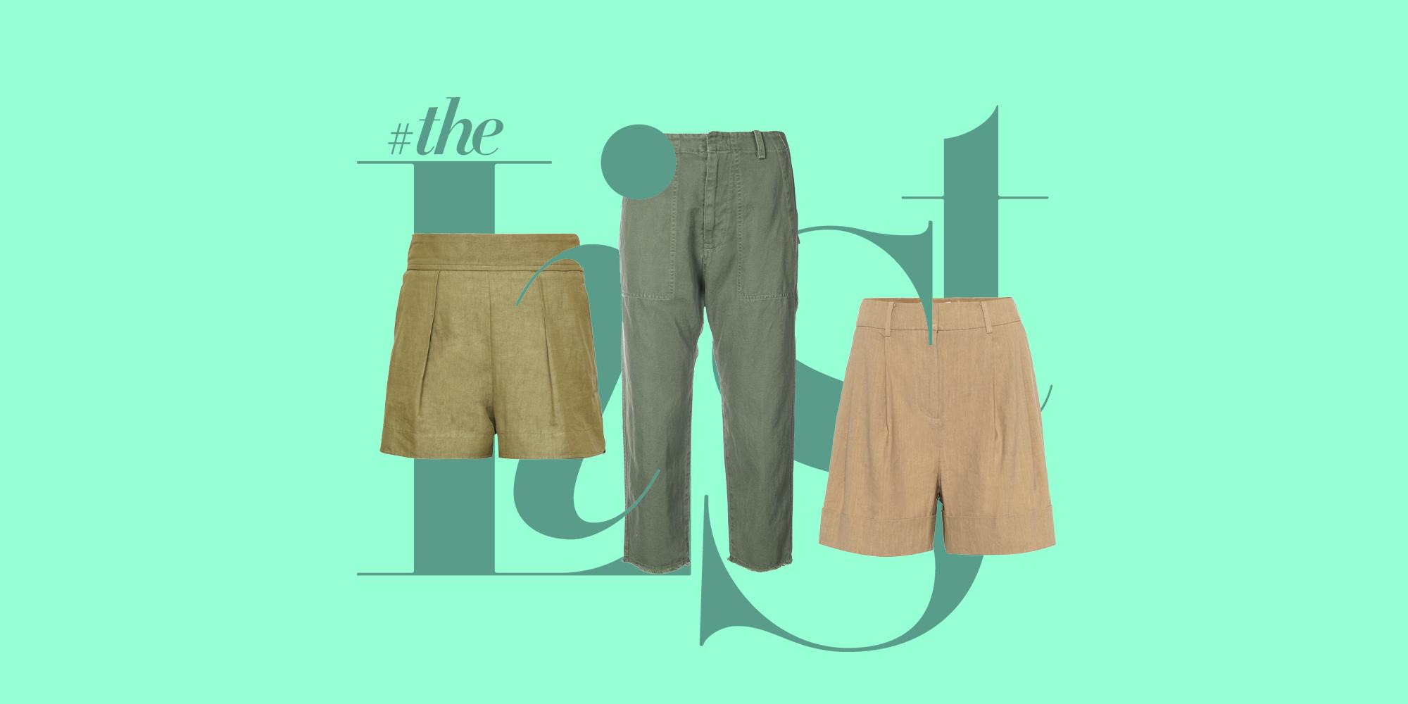 I pantaloni di lino per l'Estate 2020