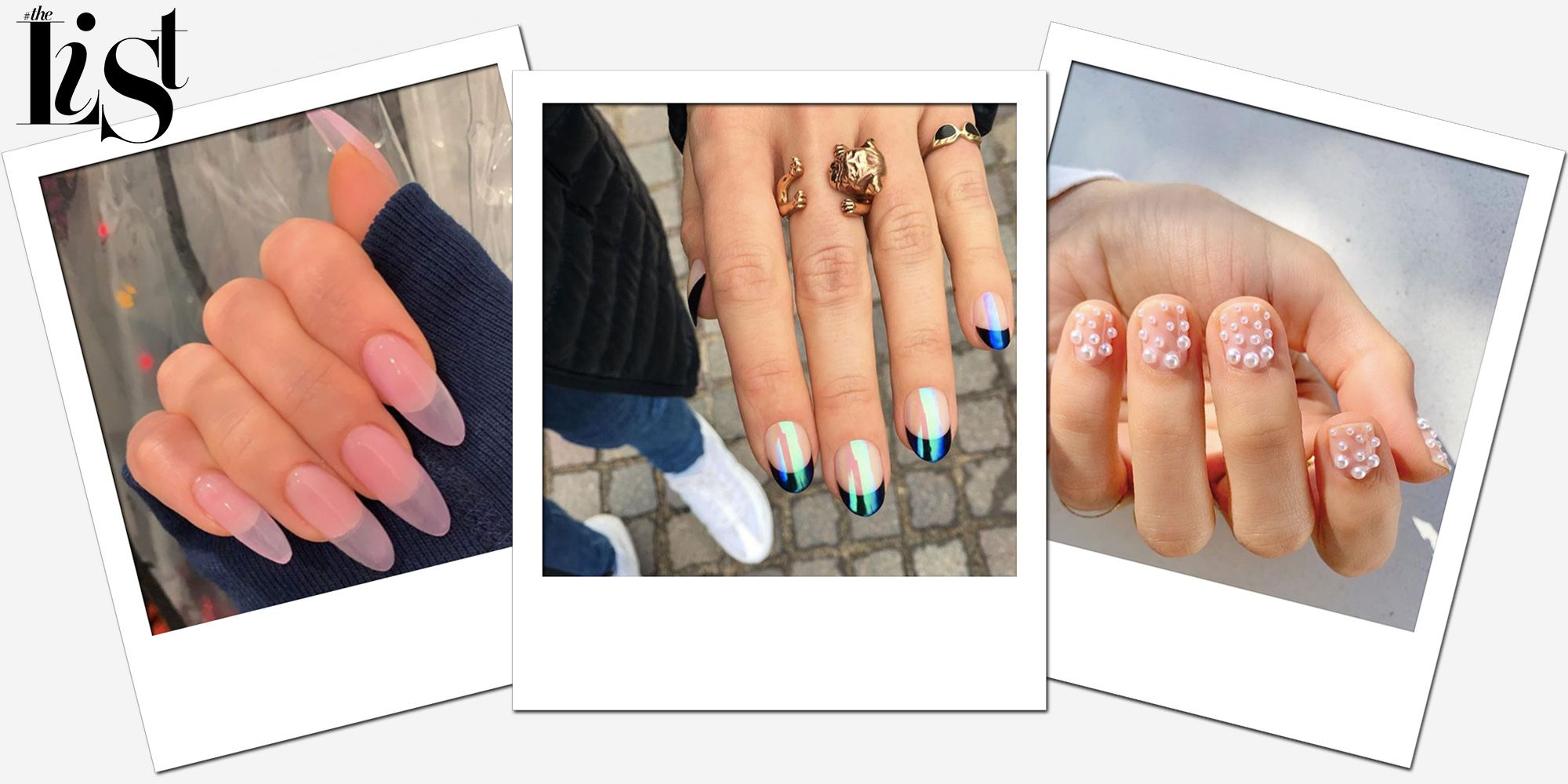 10 Top Nail Trends 2019 The Biggest Nail Art And Manicure Ideas