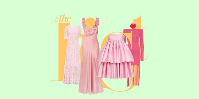 vestiti rosa estate 2020